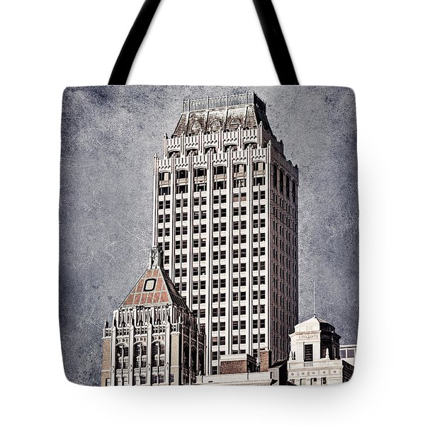 Tulsa Art Deco I Tote Bag by Tamyra Ayles