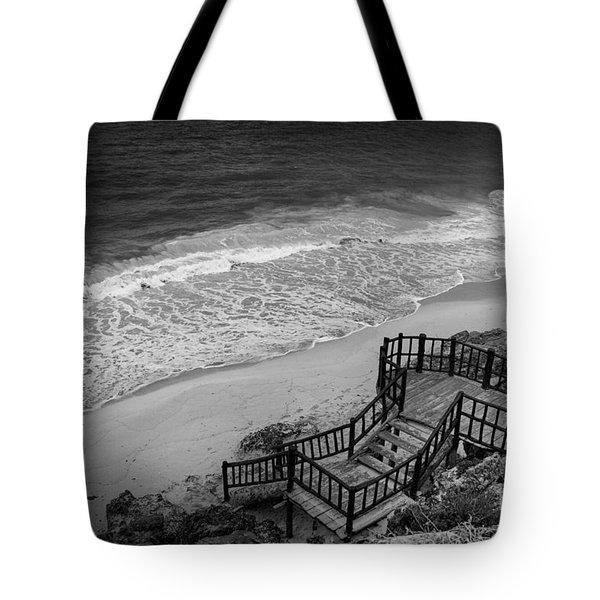 Tulum Beach Tote Bag