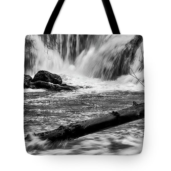 Tumwater Waterfalls#2 Tote Bag