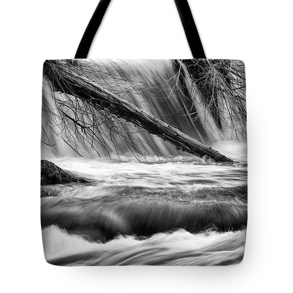 Tumwater Waterfalls#3 Tote Bag