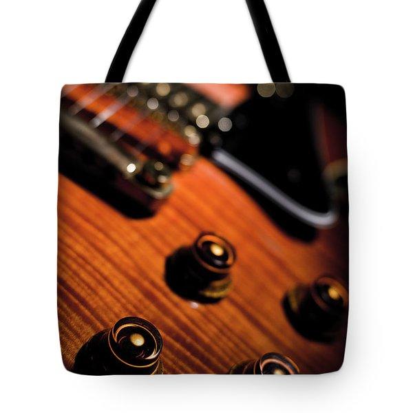 Tune Into Focus Tote Bag