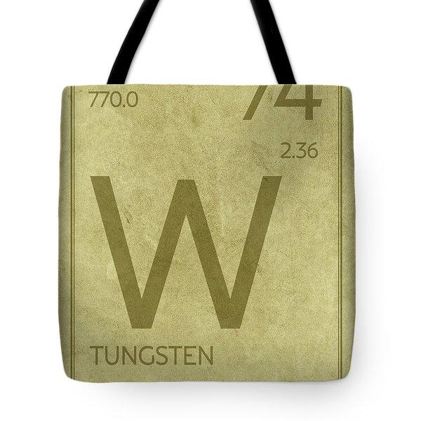 Tungsten Tote Bags Fine Art America