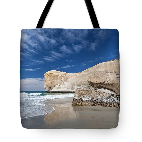 Tunnel Beach 1 Tote Bag