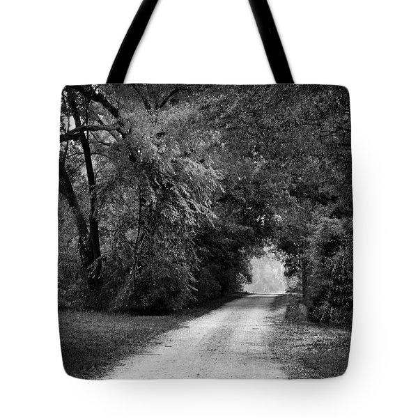 Tunnel Of Lydia Tote Bag by Michael Thomas