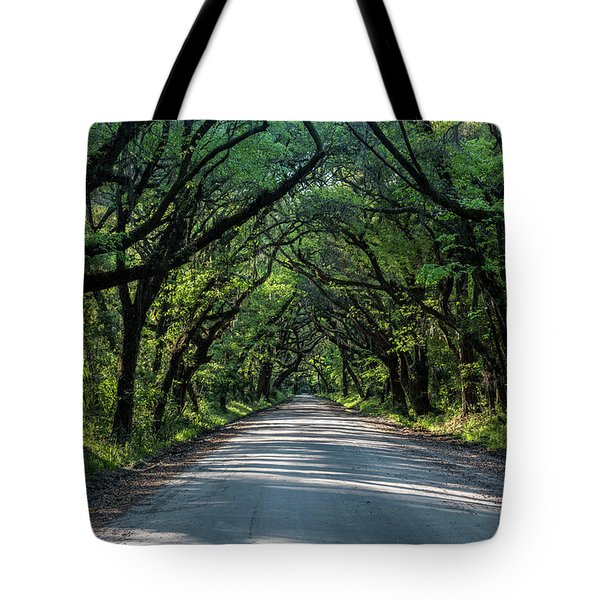 Tote Bag featuring the photograph Tunnel On Botany Bay by Jon Glaser