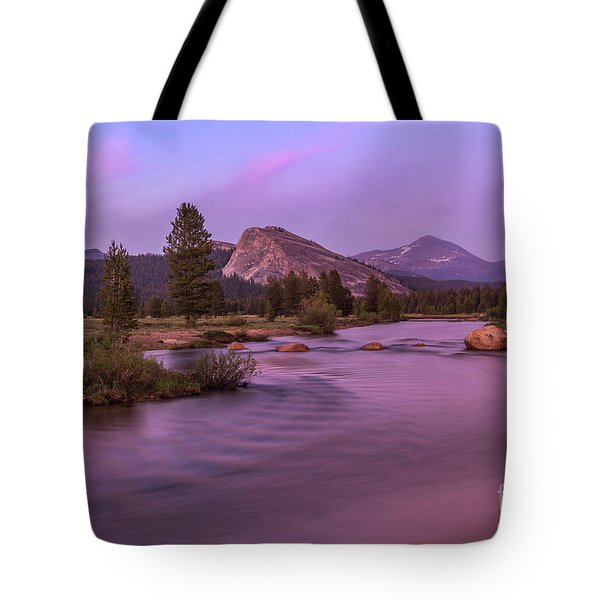 Tuolumne Meadow Tote Bag