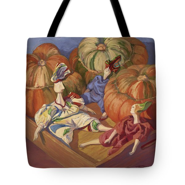 Turban Talk Tote Bag
