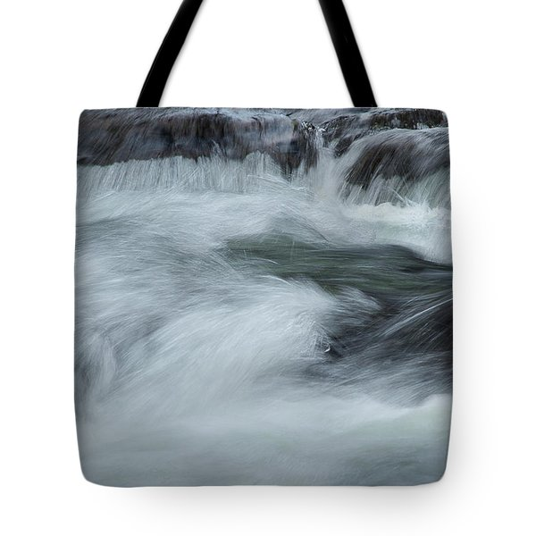 Tote Bag featuring the photograph Turbulence  by Mike Eingle
