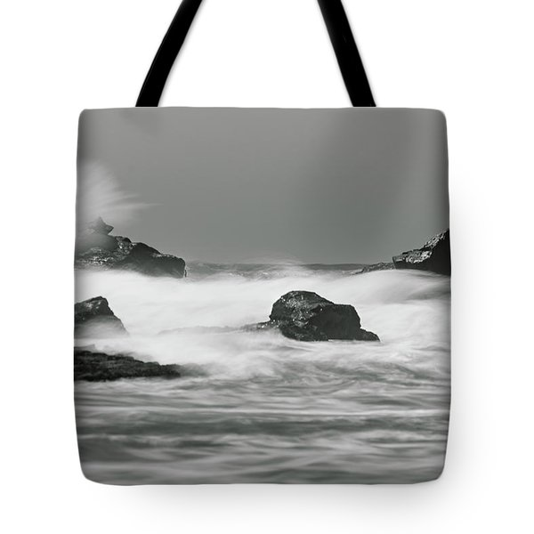 Turbulent Thoughts Tote Bag