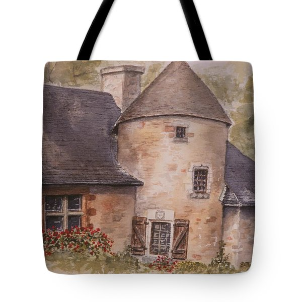 Turenne  Tote Bag by Mary Ellen Mueller Legault