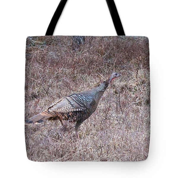 Tote Bag featuring the photograph Turkey 1155 by Michael Peychich