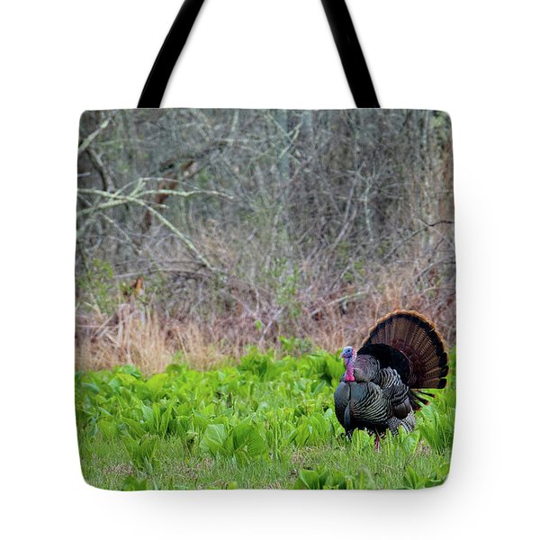 Tote Bag featuring the photograph Turkey And Cabbage by Bill Wakeley