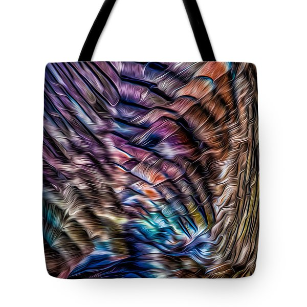 Turkey Sides Tote Bag