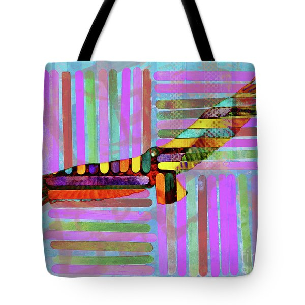 Turkey Vulture Tote Bag by Robert Ball