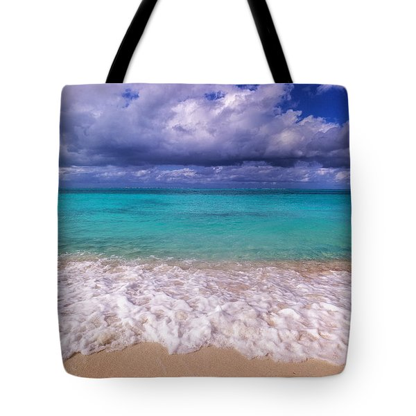 Turks And Caicos Beach Tote Bag