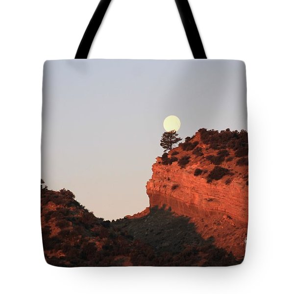 Turk's Moon Tote Bag