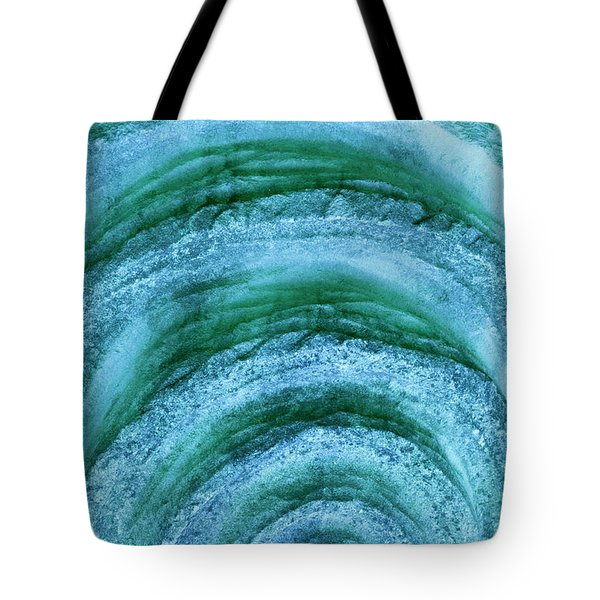 Tote Bag featuring the digital art Turmoil by Wendy Wilton