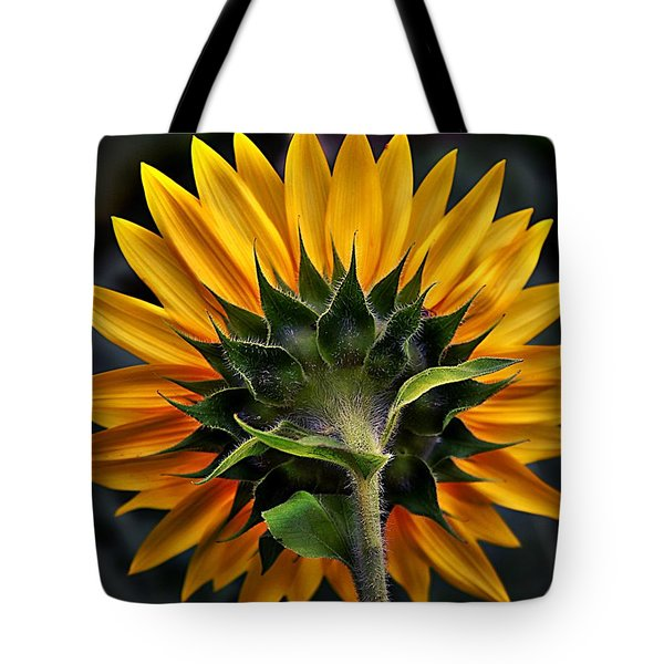 Turn Around In Time Tote Bag