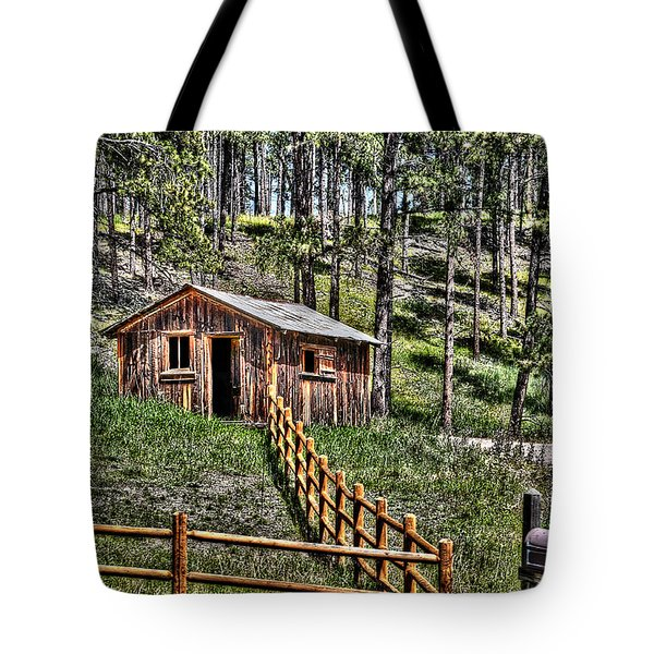 Turn Back The Clock Tote Bag by Deborah Klubertanz