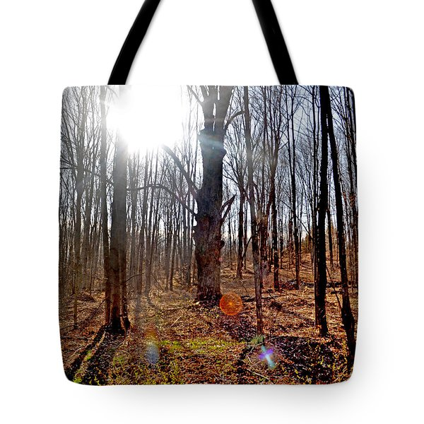 Turn Back Time Tote Bag by Donna Petersen