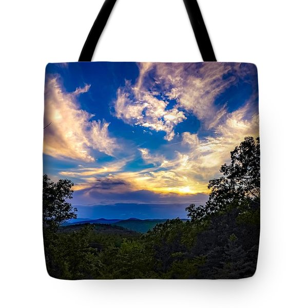 Turn Down The Lights. Tote Bag