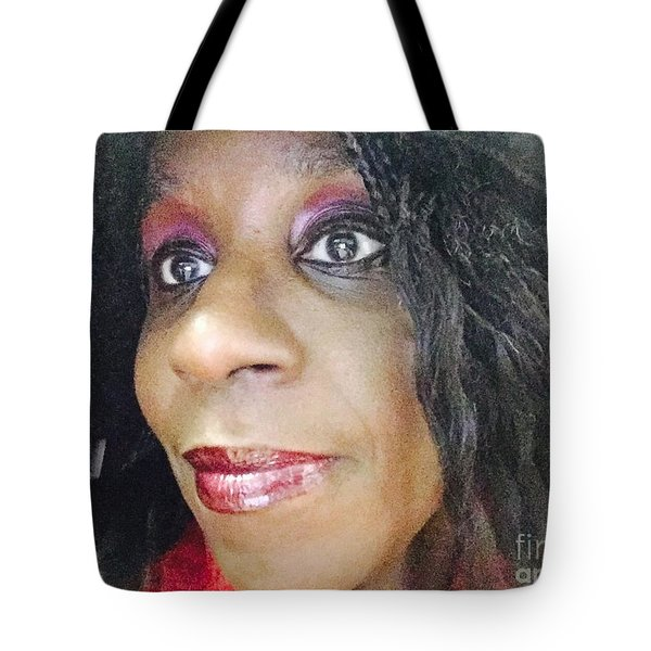 Turn To My Side Tote Bag