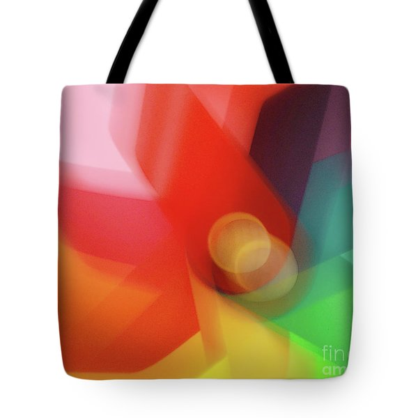 Turn Your Luck Around Tote Bag