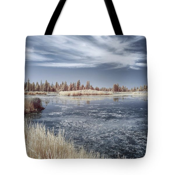 Turnbull Waters Tote Bag by Jon Glaser