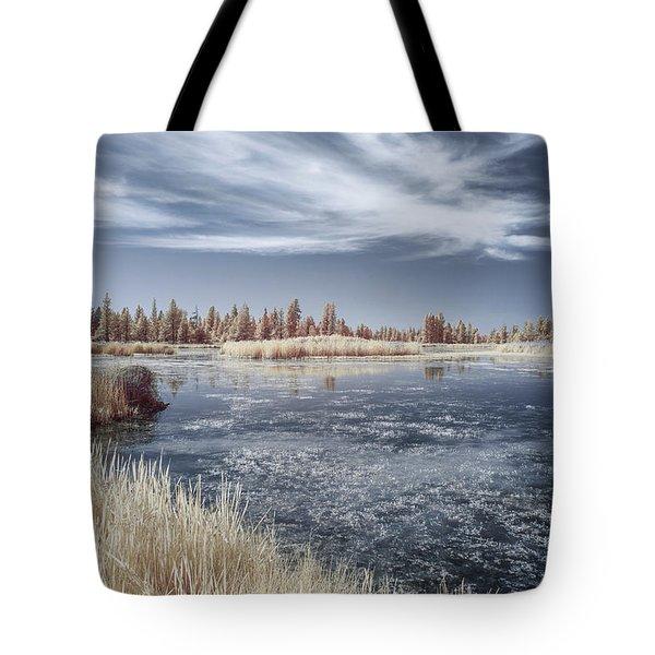 Turnbull Waters Tote Bag