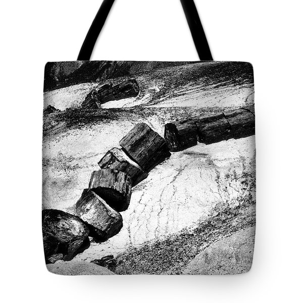 Tote Bag featuring the photograph Turned To Stone by Paul W Faust - Impressions of Light