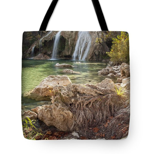 Turner Falls In The Arbuckles Tote Bag