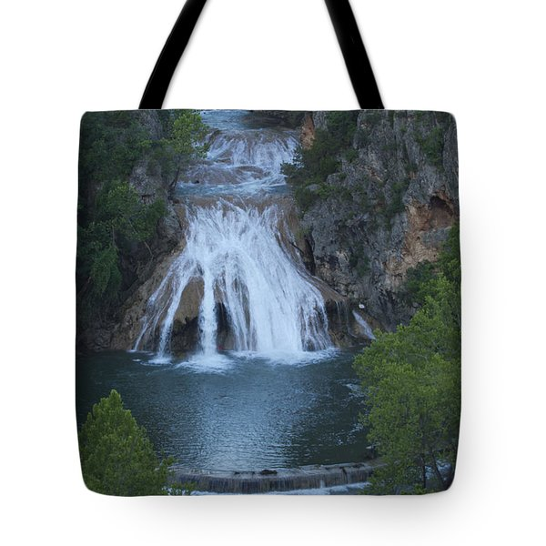 Turners Fall Tote Bag