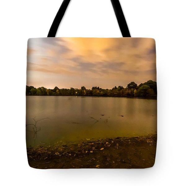 Turners Pond After Dark Tote Bag
