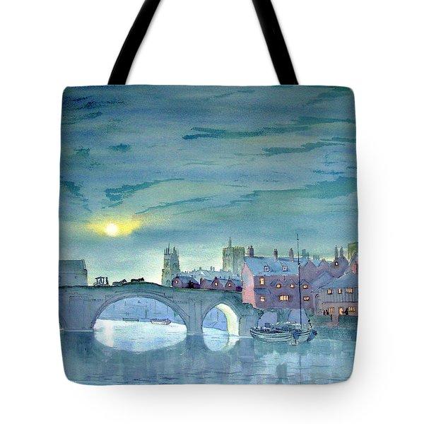 Turner's York Tote Bag