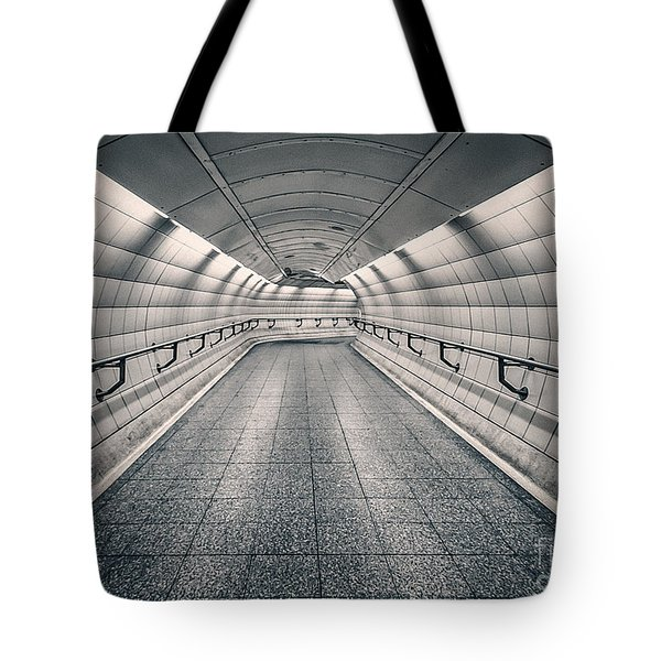 Turning Point Tote Bag by Evelina Kremsdorf