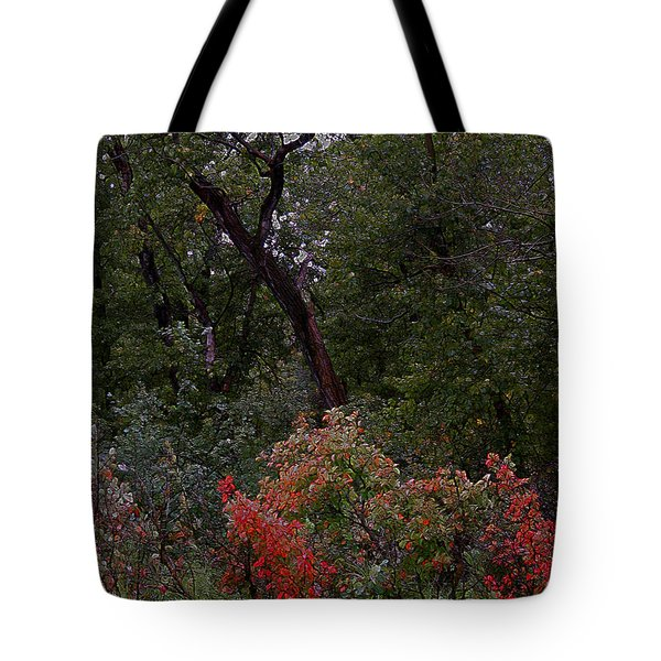Tote Bag featuring the digital art Turning by Stuart Turnbull