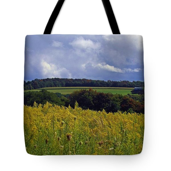 Turning The Page Tote Bag