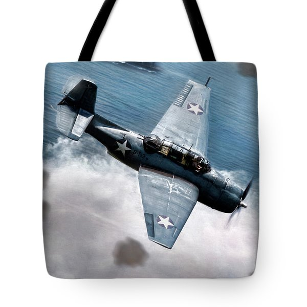 Turning The Tide Tote Bag