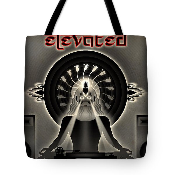 Turntable Guru Tote Bag