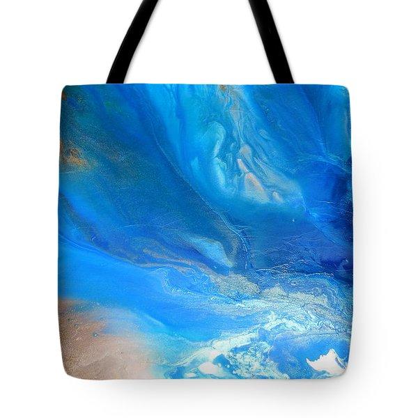 Spring Of Life Tote Bag