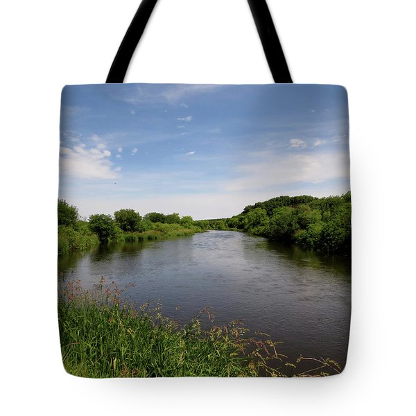 Turtle Creek Tote Bag by Kimberly Mackowski