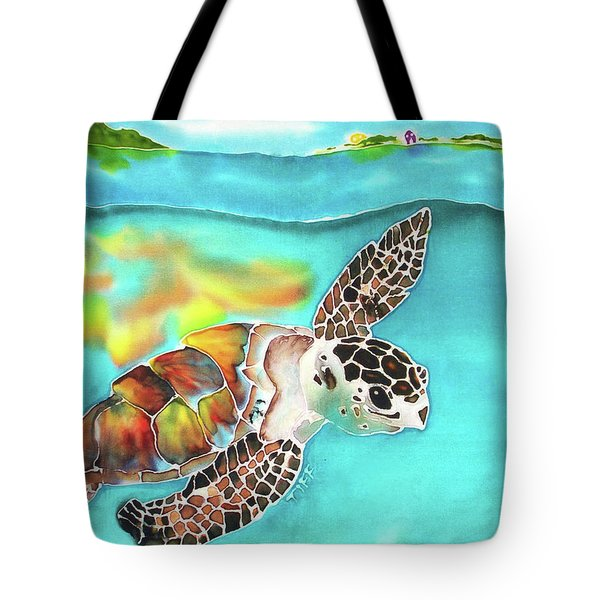 Turtle Creek Tote Bag