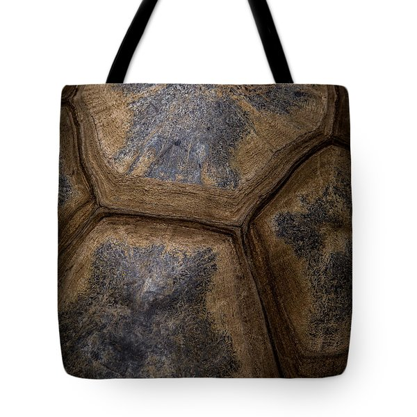 Turtle Shell Tote Bag