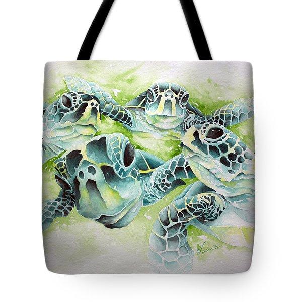 Turtle Soup Tote Bag
