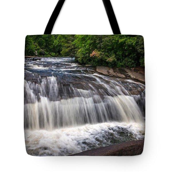 Turtleback Falls Tote Bag