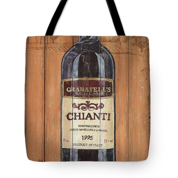 Tuscan Chianti 2 Tote Bag