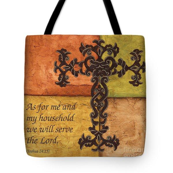 Tuscan Cross Tote Bag