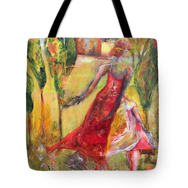 Tuscan Daughter Tote Bag