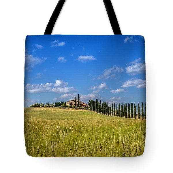 Tuscan Estate 2 Tote Bag