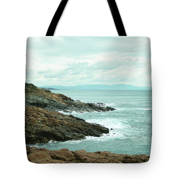 Tuscan Seaside Tote Bag
